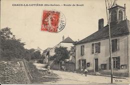 CHAUX LA LOTIERE Route De Boult - Frankreich