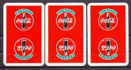 Belgie - Speelkaarten - ** 3 Jokers - Coca - Cola - Cartes à Jouer Classiques