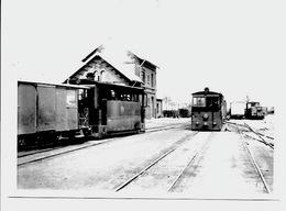 Stoomtram Te O.L.V. Tielt. - Tramways