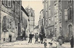 CHAMPLITTE Rue De L' Eglise - France