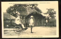 COTE D'IVOIRE  MOOSSOU Soeurs Missionnaires En Tournée Apostolique  FRCR00009 P - Ivory Coast