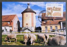 FRANCE - 2010 - PJ F 4444 - BERGERIE DE RAMBOUILLET - FDC