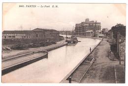 Péniche à Pantin (93) Le Port - Péniches