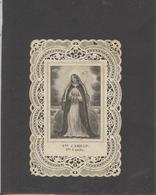 Themes Div-ref AA917-images Religieuses - Image Religieuse - Image Pieuse Dentelée - Sainte Camille - Ste Camille - Images Religieuses
