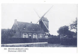 Destelbergen: Damstraat ( 2 Scans) - Destelbergen