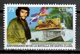 Cuba 2018 / Che Guevara Santa Clara Battle MNH Batalla De Santa Clara / Cu11814  C3 - Sin Clasificación