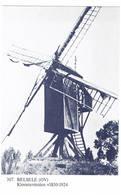 Belsele: Kloostermolen ( 2 Scans) - Belgique