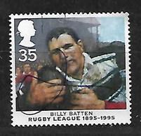 GB 1995 RUGBY LEAGUE CENTENARY BILLY BATTEN - Gebruikt