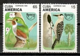 Cuba 1995 / Birds UPAEP MNH Vögel Aves Oiseaux / Cu11734  C2 - Vögel