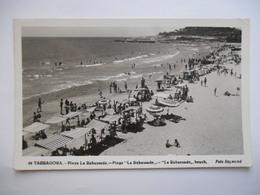 """CPSM """"Tarragona - Playa La Rabassada"""" - Tarragona"""