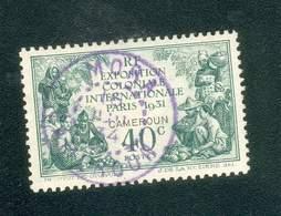 CAMEROUN KAMERUN N°149 OB RARE MORA  1934 TB - Cameroun (1915-1959)