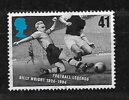 GB 1996 EUROPEAN FOOTBALL CHAMPIONSHIPS BILLY WRIGHT - Gebruikt