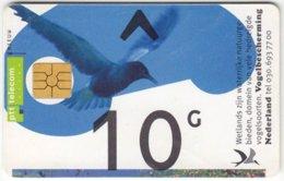 NETHERLANDS A-367 Chip Telecom - Animal, Bird - Used - Niederlande