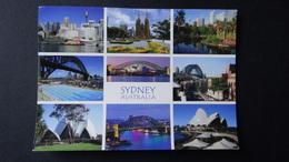 Australia - Sydney - Mehrbildkarte - Look Scans - Sydney