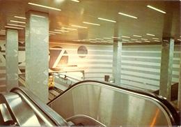 Belgique - Bruxelles - Le Métro - Ligne 5 - Station Diamant - Ministère Des Communications Nº 6 - 6144 - Transport Urbain Souterrain