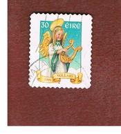 IRLANDA (IRELAND) - SG 1282  - 1999 CHRISTMAS   - USED - 1949-... Repubblica D'Irlanda