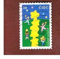 IRLANDA (IRELAND) - SG 1308  -   2000   EUROPA  - USED - 1949-... Repubblica D'Irlanda