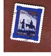 IRLANDA (IRELAND) - SG 1376  -   2000  CHRISTMAS    - USED - 1949-... Repubblica D'Irlanda