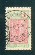 CAMEROUN KAMERUN N°119  OB RARE NACHTIGAL 6 DECEMBRE 1937 TB - Cameroun (1915-1959)