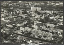SAARBRéCKEN Saar - Luftaufnahme Der Ludwigs-Kirche Und Der Franzésischen Botschaft - Saarbruecken