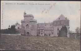 Gaasbeek : Château - Façade (1901) - Lennik
