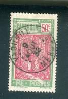 CAMEROUN KAMERUN N°119  OB YAOUNDE 9 AOUT 1932 TB - Cameroun (1915-1959)