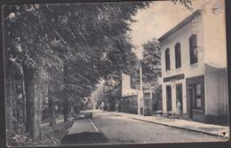 Groenendaal : Steenweg Naar Groenendael (1927) - Hoeilaart