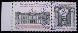 Timbre De France 2018 Palais De L'Elysée - Oblitéré - Frankreich