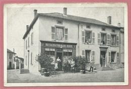 57 - METZERWIESE - METZERVISSE - Restauration Marie BEMER - France