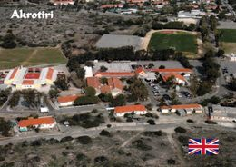 1 AK Akrotiri * Britische Militärbasis Auf Zypern - Akrotiri Liegt Westlich Von Limassol - Luftbildaufnahme * - Chypre