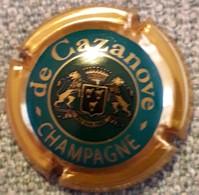 CAPSULE CHAMPAGNE  DE CASANOVE - Autres
