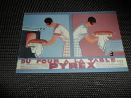 Reclame  Publicité   Pyrex  -  Art Déco - Advertising
