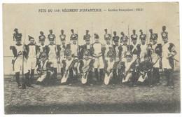 Fête Du 144e Régiment D'Infanterie - Gardes Françaises 1813 - Regimientos