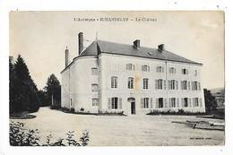 ECHANDELYS  (cpa 63)  Le Château   -  L 1 - France