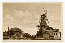 D001 Haarlem Spaarne Molen Adriaan Moulin - Mill - Mühle Uitg J P Exel - Haarlem