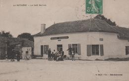 10 LA  ROTHIRE LE CAFE MARINOT - Frankrijk