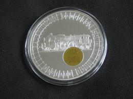 Superbe  Médaille - Bayerische Dampflok S2/6 1906 - DEUTSCHE EISENBAHN - 175 Jahre    **** EN ACHAT IMMEDIAT **** - Professionnels/De Société