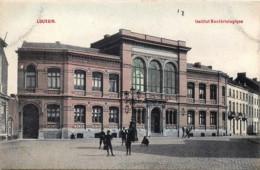 Belgique - Louvain - Institut Bactériologique - Couleurs - Leuven