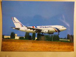 AIR LIBERTE  A 310 300   F GHEJ  / EDITION PI N° 833 - 1946-....: Ere Moderne