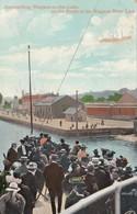 NIAGARA FALLS, Ontario, Canada, PU-1911; Approaching Niagara-on-the-Lake, Route Of The Niagara River Line - Niagarafälle