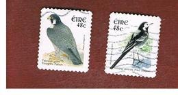 IRLANDA (IRELAND) - SG 1495d.1495e  -   2003    BIRDS:  - USED - 1949-... Repubblica D'Irlanda