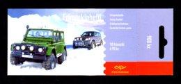 EUROPA 2004 - ISLANDE - CARNET Yvert C995 - Facit H74 - NEUF** MNH - Europa, Les Vacances - 2004