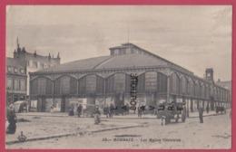 59 - ROUBAIX---Les Halles Centrales--attelage--animé - Roubaix