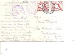 JO D'hiver De Parmisch-Partenkirchen ( CP De 1936 Vers Le Guatémala à Voir) - Winter 1936: Garmisch-Partenkirchen