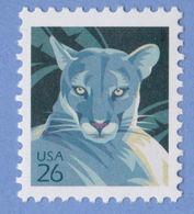 USA 2007 Floride Panther PUMA CATS OF PREY Mi.No. 4208 1v MNH** - Felini