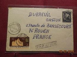Lettre De 1967 A Destination De Rouen - 1948-.... Républiques