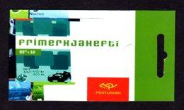 EUROPA 2003 - ISLANDE - CARNET Yvert C967a - Facit H69 - NEUF** MNH - Europa, Art De L'affiche - Europa-CEPT