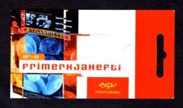 EUROPA 2003 - ISLANDE - CARNET Yvert C966a - Facit H68 - NEUF** MNH - Europa, Art De L'affiche - Europa-CEPT