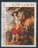 France - Oeuvre D' Anton Van Dyck YT 3289 Obl. - Frankreich