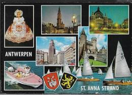 BELGIO - ANTWERPEN/ANVERSA - SCRITTA AL VERSO E DATATA 1971 - Belgio
